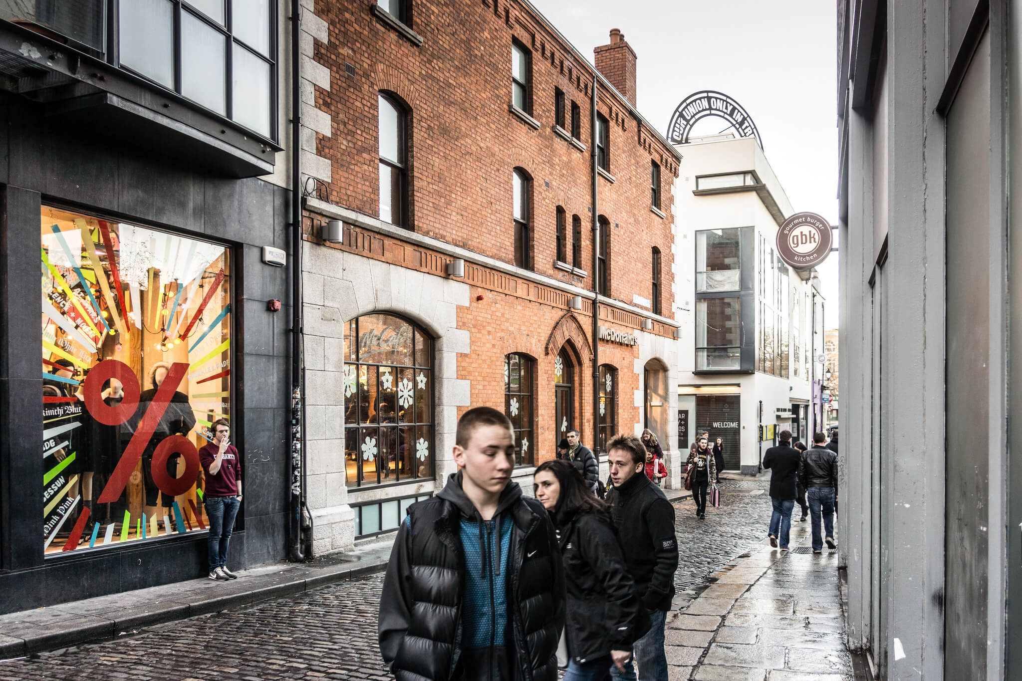 Estudar e Trabalhar em Dublin