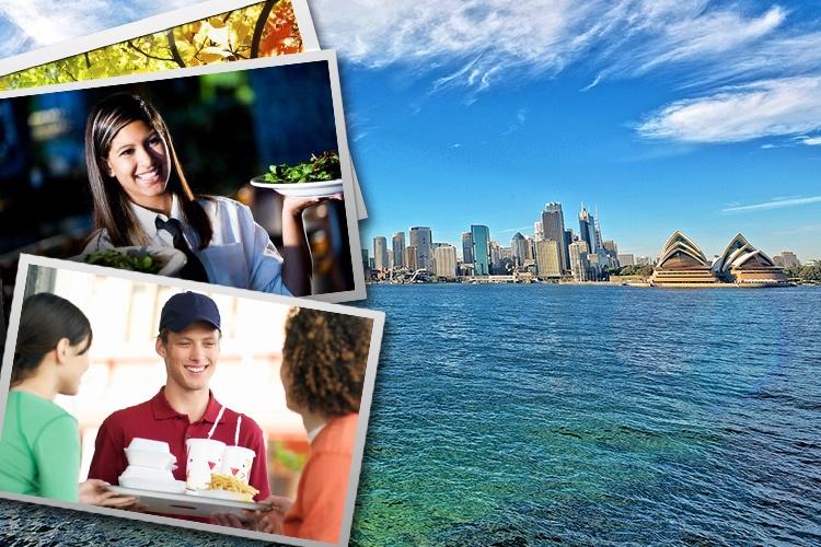 Estudar e Trabalhar em Sydney