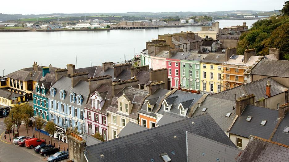Estudar e trabalhar em Cork