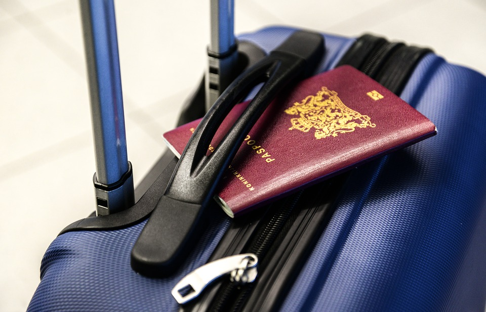 Passaporte Mala Intercâmbio