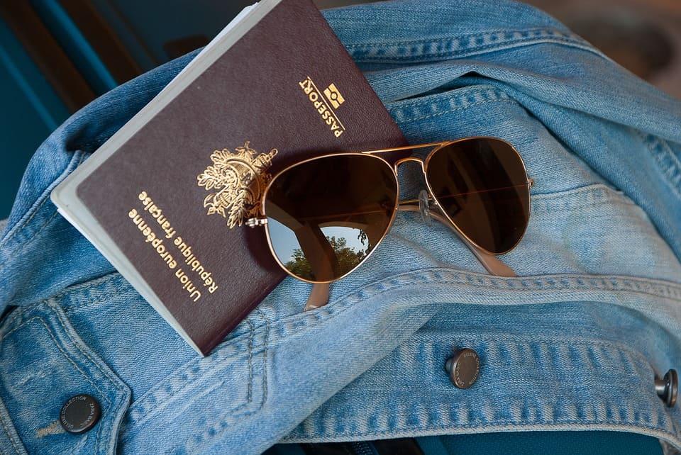 Passaporte Intercâmbio Viagem