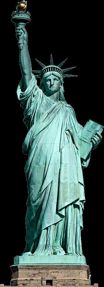 Foto da Estátua da Liberdade