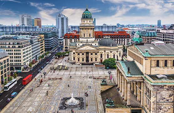 Os melhores destino da Alemanha | Mundial Intercâmbio
