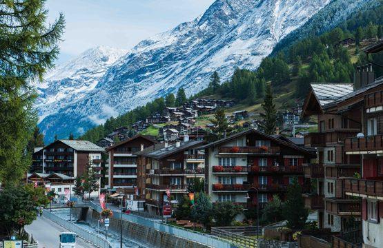 Os melhores destinos da Suiça | Mundial Intercâmbio