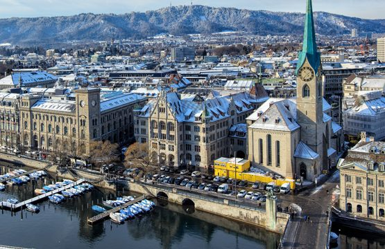 Intercâmbio para Suiça | Mundial Intercâmbio