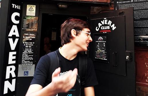 Teen em Liverpool | Mundial Intercâmbio